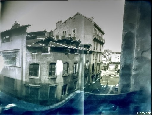 Second essai de la fenêtre, 5 rue chenoise