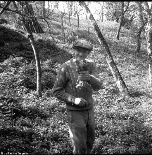 Rencontre dans les bois avec Jean Félicien Platel des Thiebauds de Séchilienne