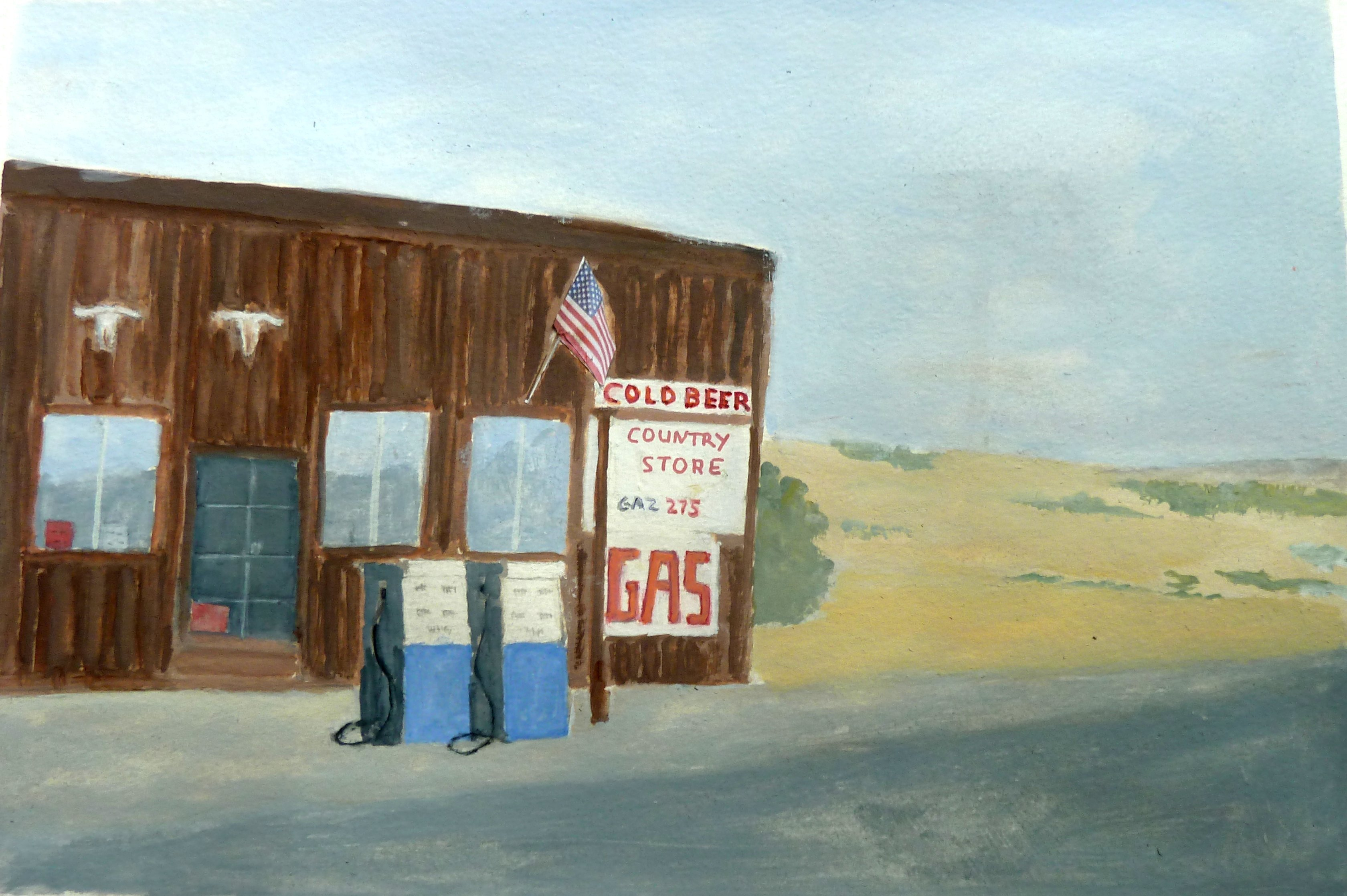 Country Store, Brogan, HW26